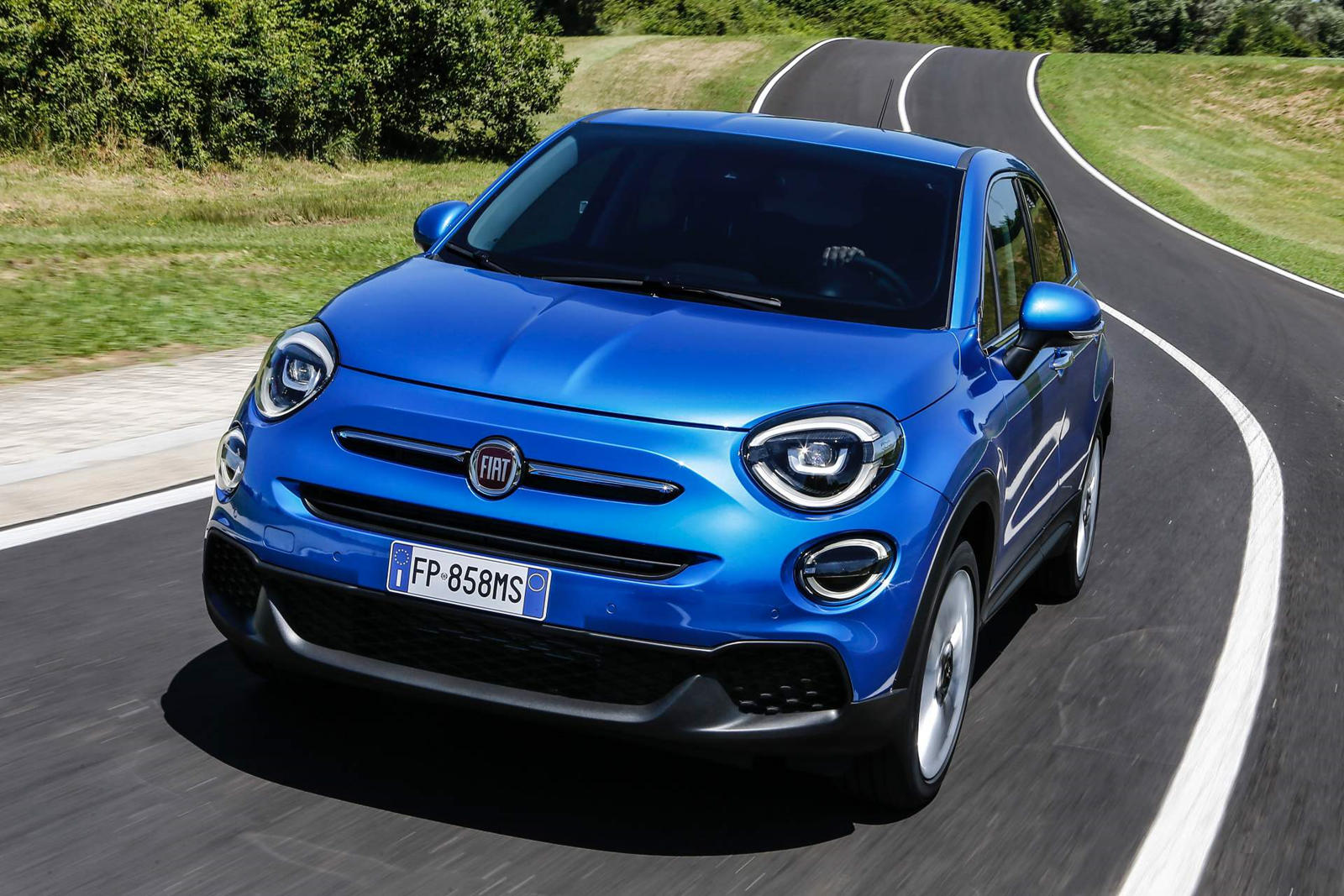 2019 Fiat 500x Revealed With Familiar Styling And New Turbo
