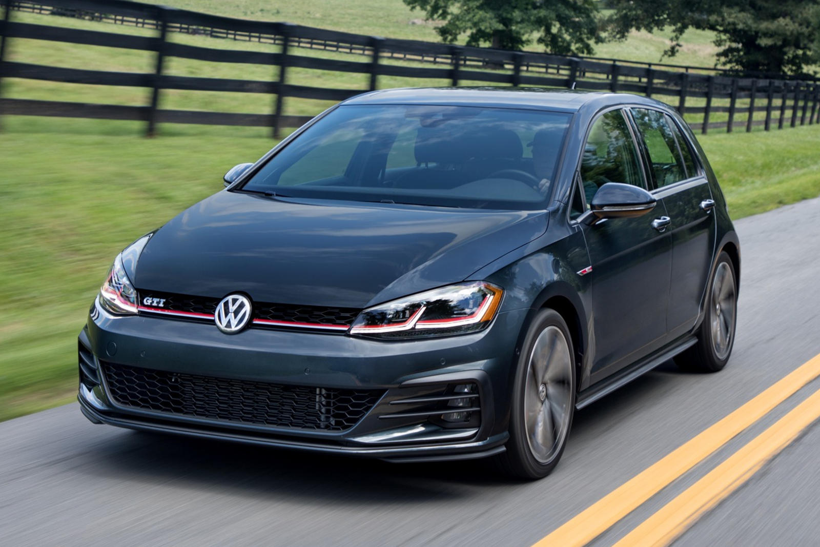 hop into 2019 with the volkswagen golf gti rabbit edition. Black Bedroom Furniture Sets. Home Design Ideas