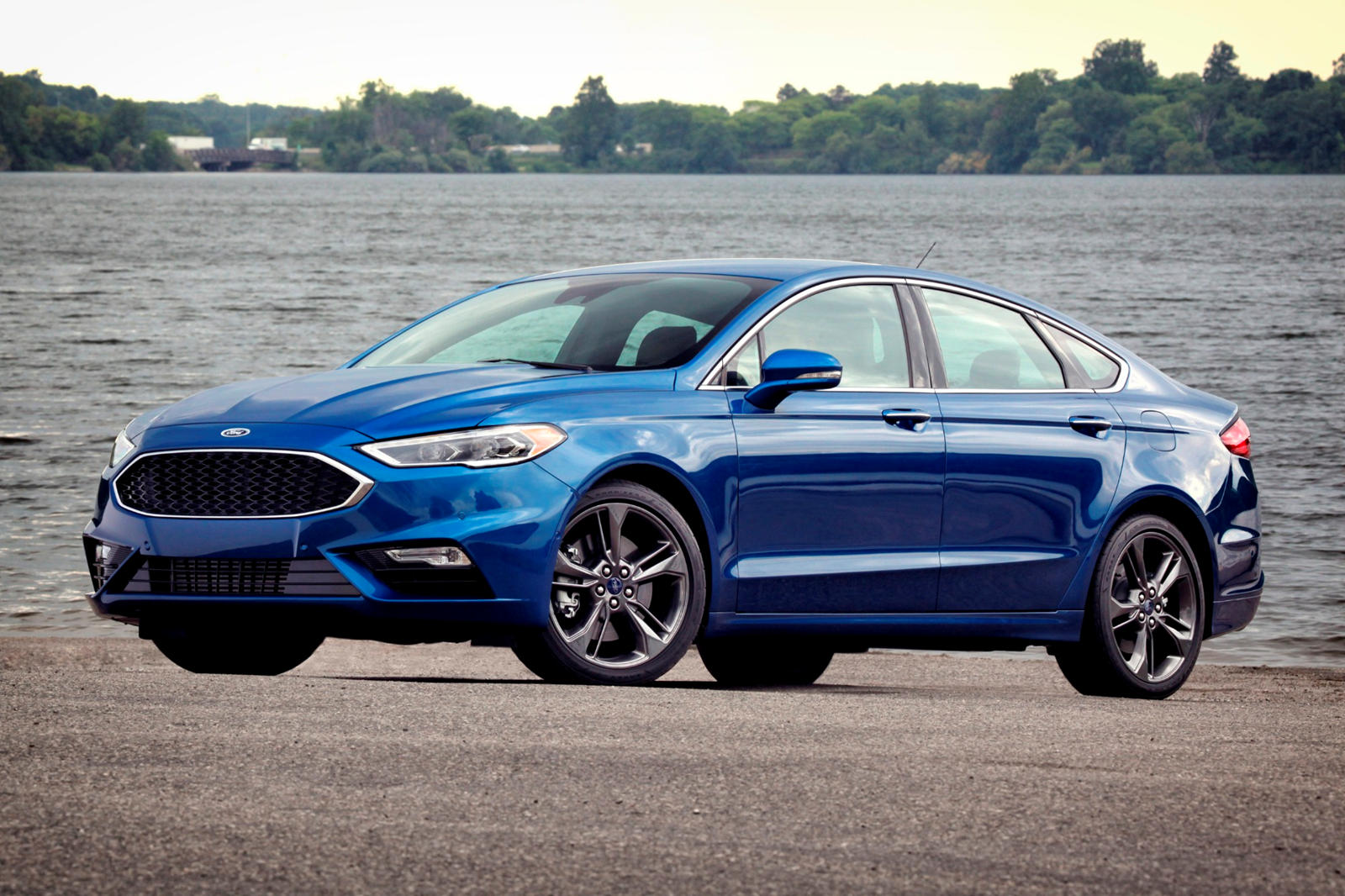 Ford Ends All National Advertising For Sedan Lineup | CarBuzz