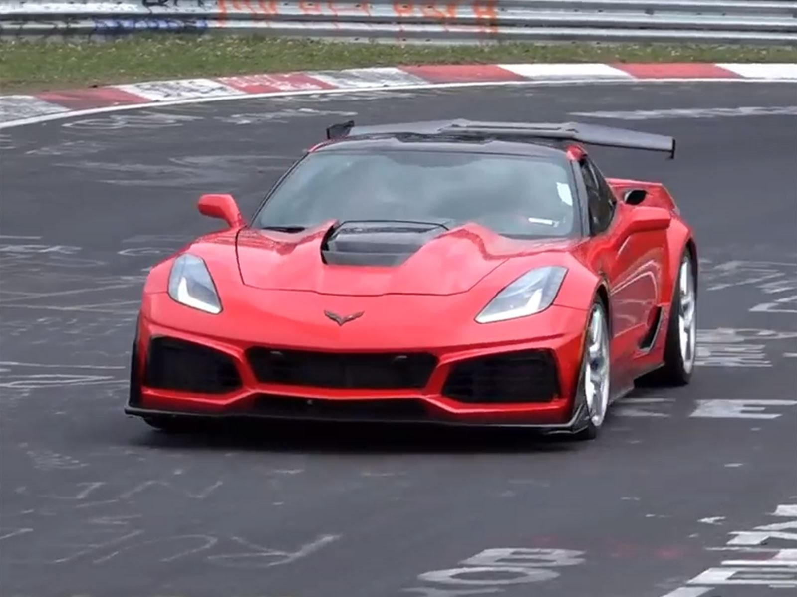 Has The Corvette Zr1 S Nurburgring Lap Time Been Revealed Carbuzz