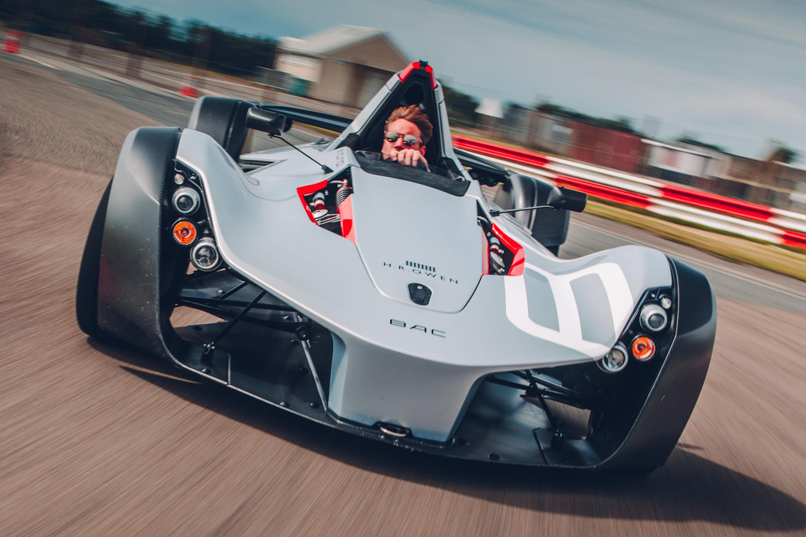 Bac Mono Price >> BAC Mono Getting Even Lighter With Graphene Body | CarBuzz