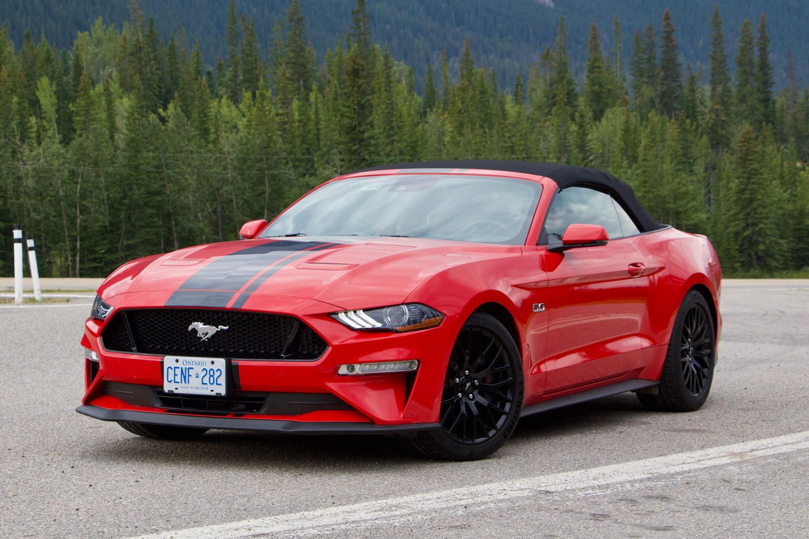 2020 Ford Mustang Gt Convertible Review Trims Specs Price New Interior Features Exterior Design And Specifications Carbuzz