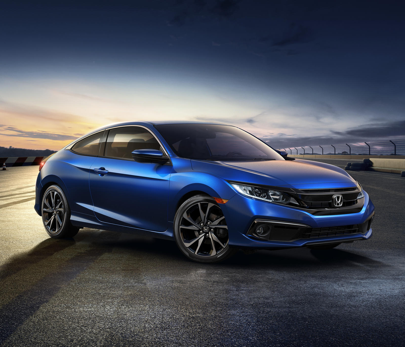 Refreshed 2019 Honda Civic Coupe And Sedan Pricing