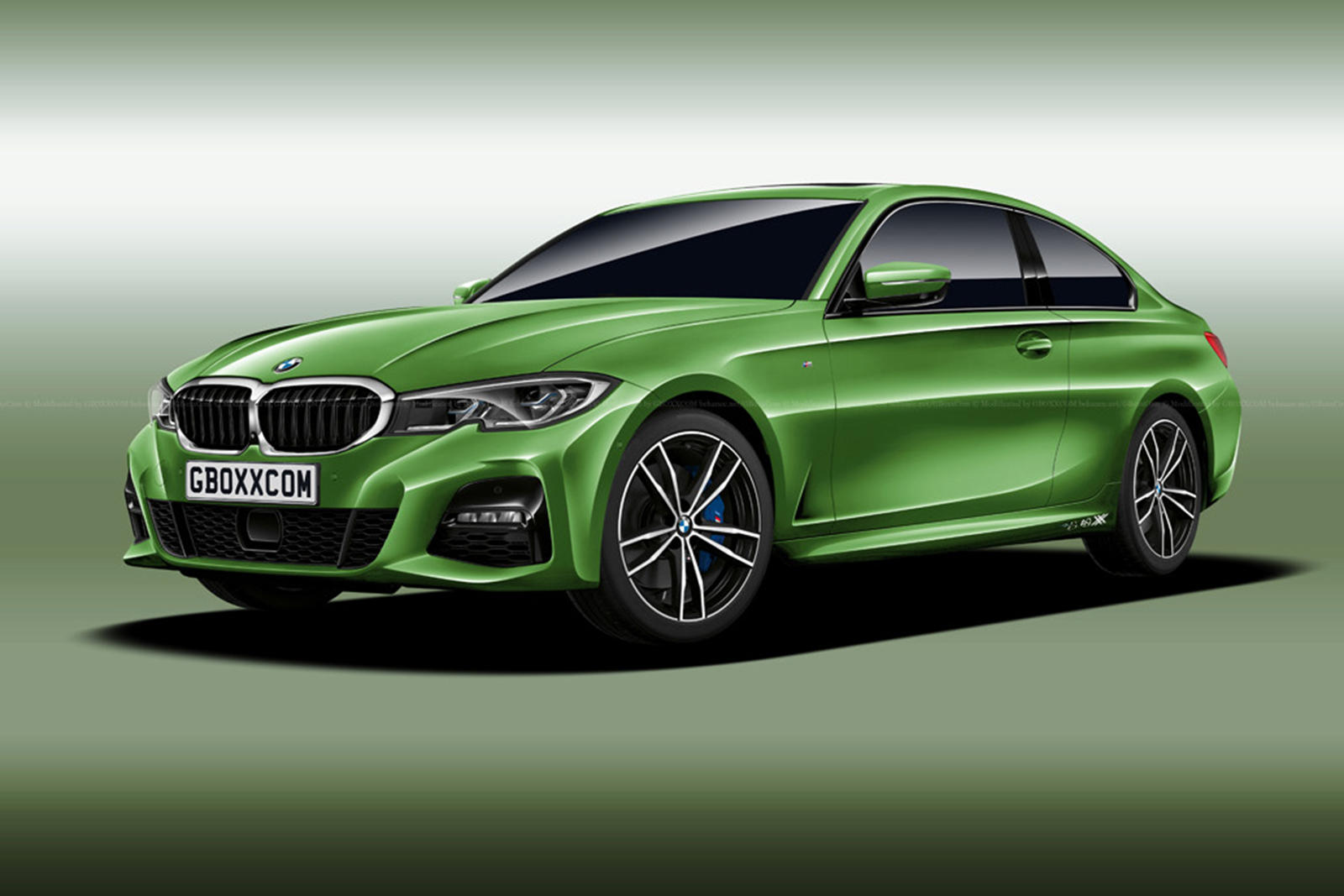This Is What The 2019 Bmw 4 Series Will Look Like Carbuzz
