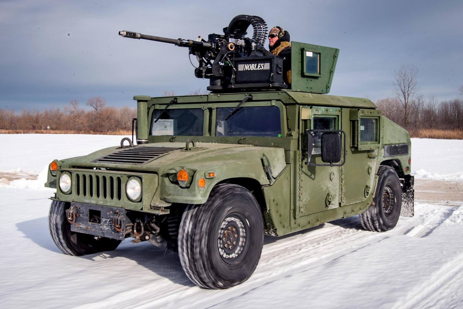 Humvee Car