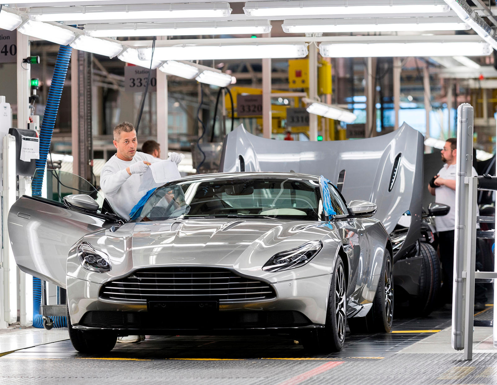 aston martin making early plans for brexit - carbuzz