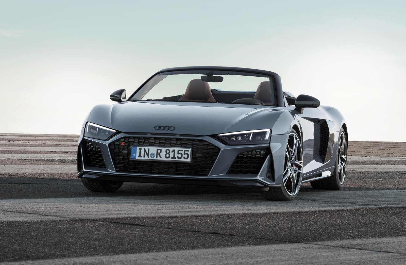 2020 Audi R8 Spyder Review Trims Specs Price New Interior Features Exterior Design And Specifications Carbuzz