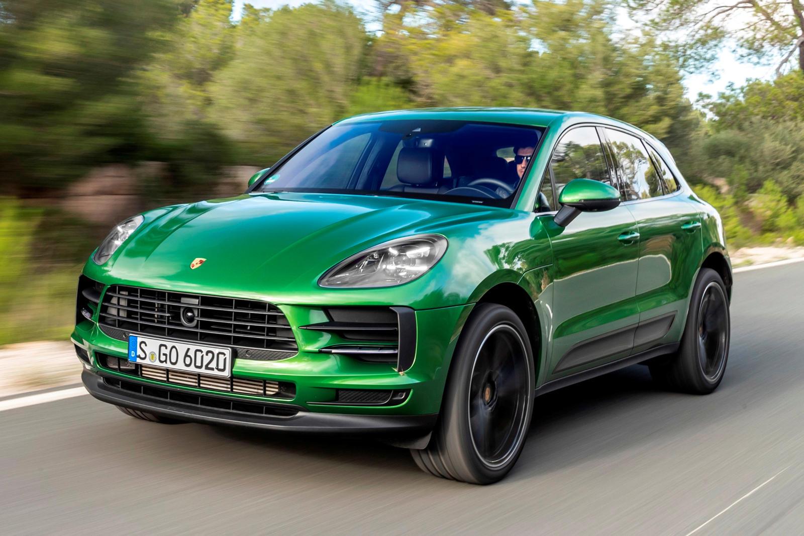 Porsche Announces 2019 Macan Pricing Carbuzz