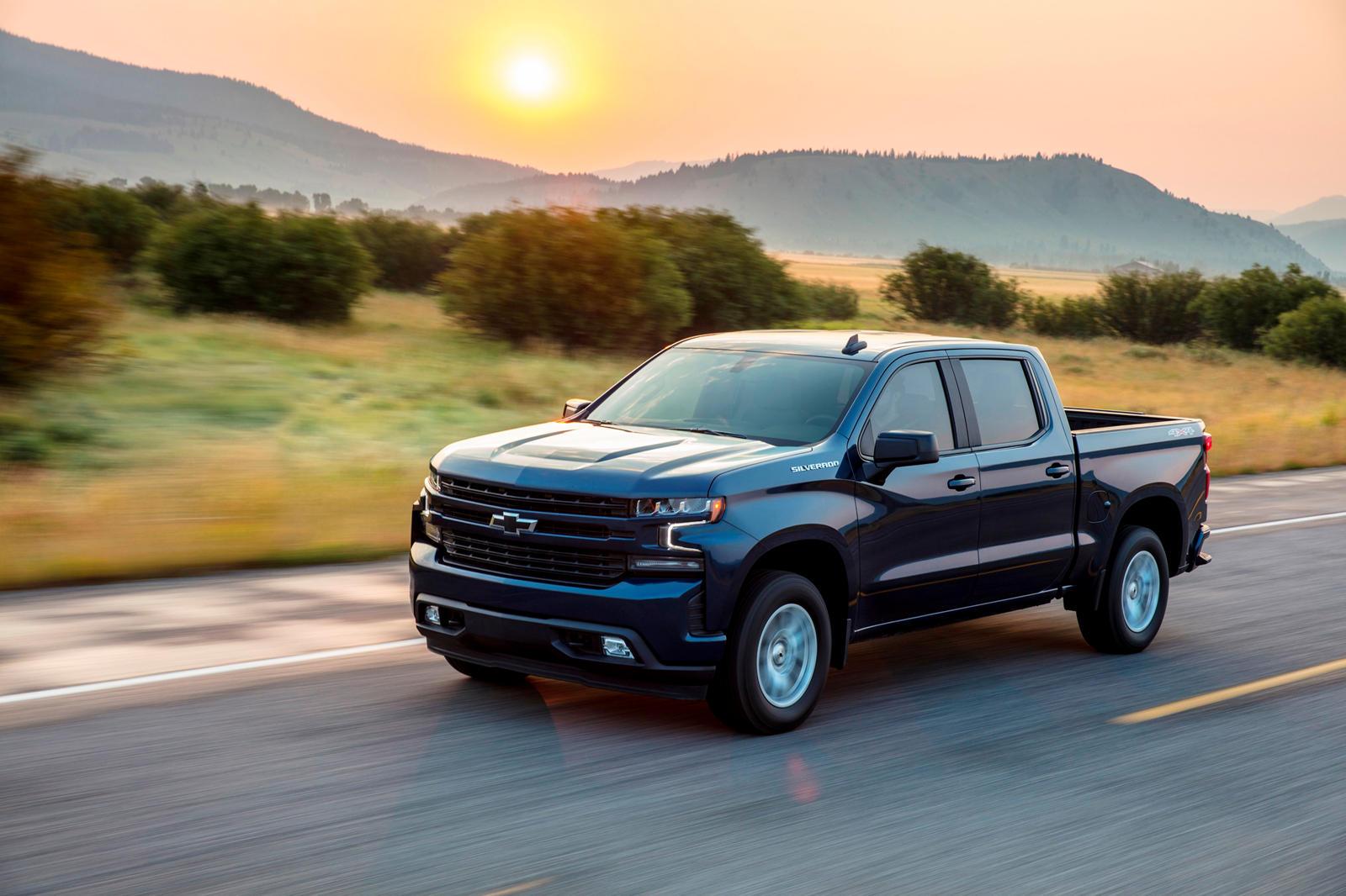 2020 Chevrolet Silverado 1500 Review, Trims, Specs and Price | CarBuzz