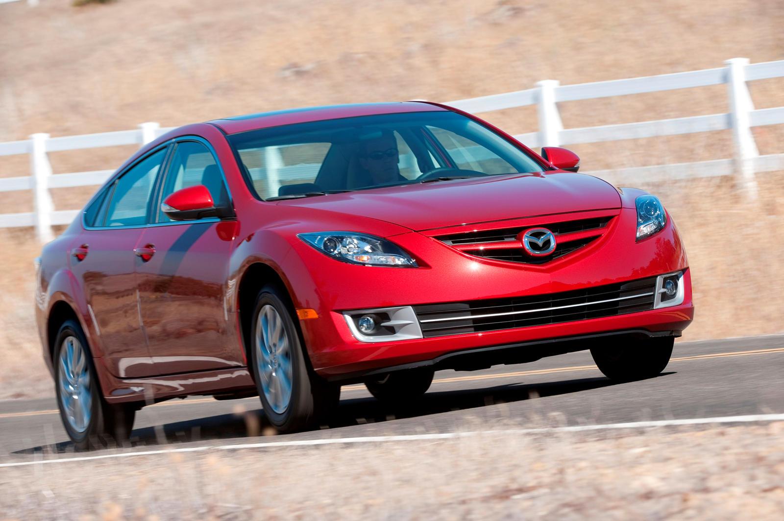 Kelebihan Kekurangan Mazda 6 2012 Perbandingan Harga