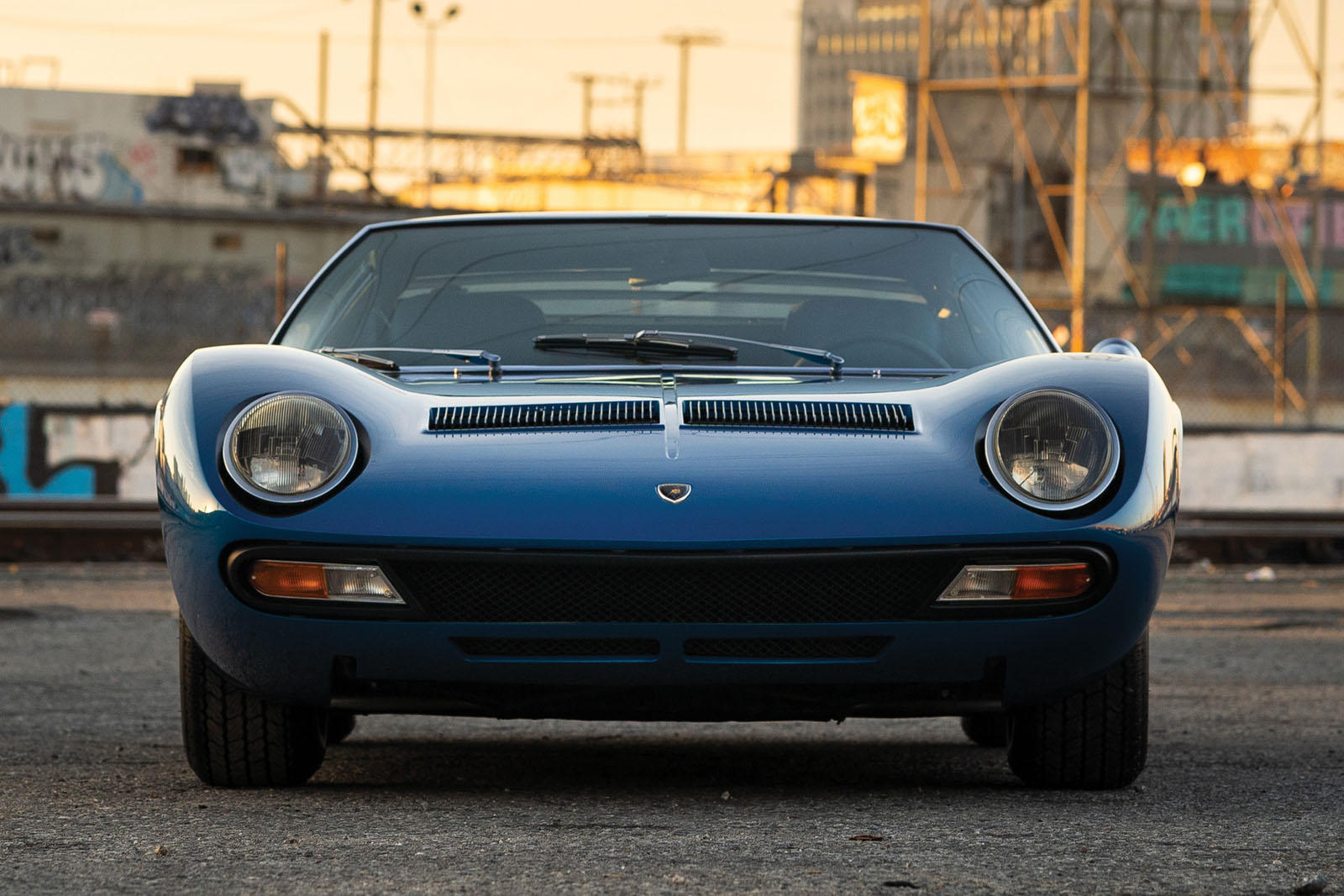 This Lambo Miura Sv Just Sold For 2 2 Million But There S Another
