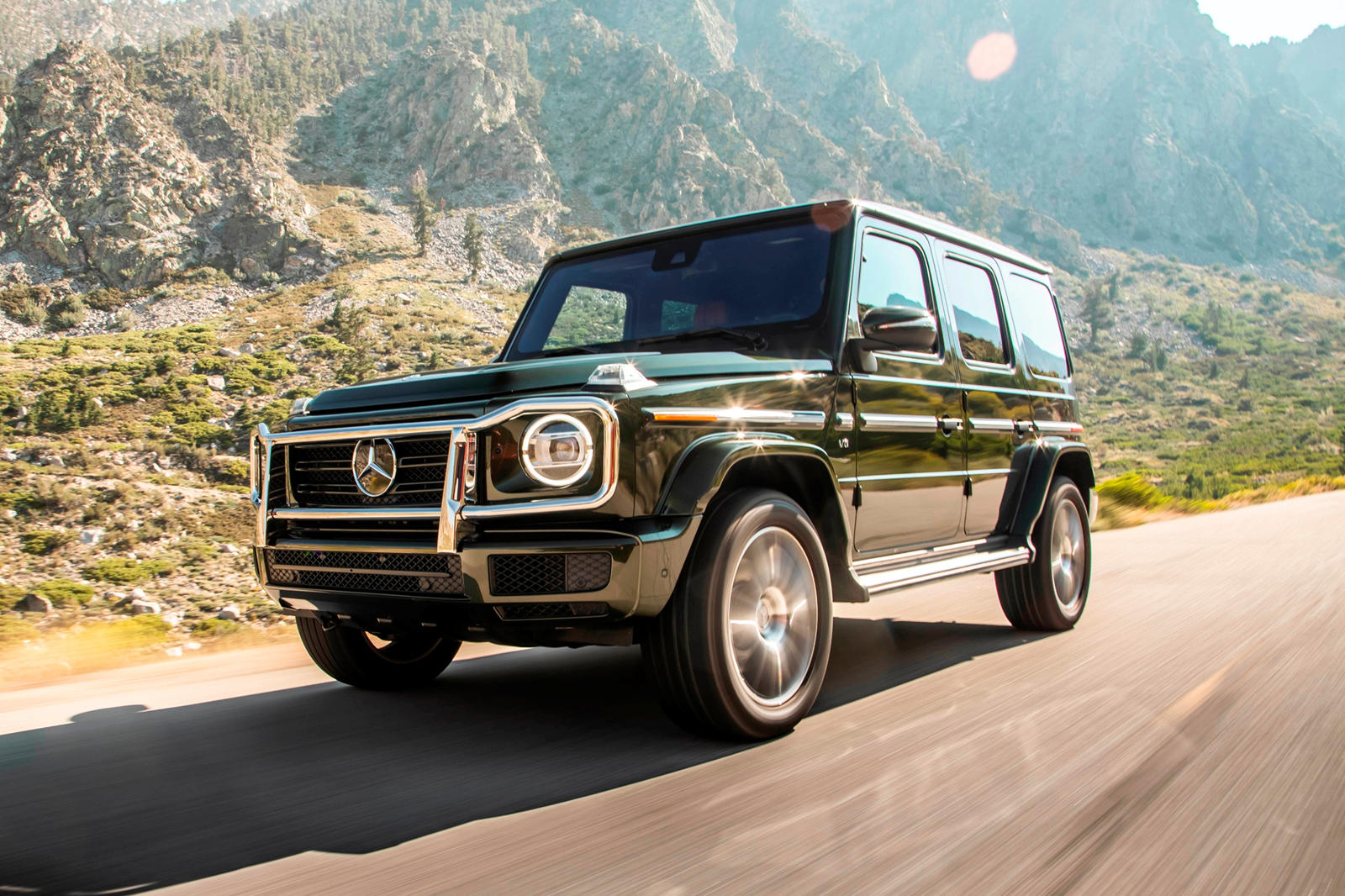 2021 Mercedes Benz G Class Review Trims Specs Price New Interior Features Exterior Design And Specifications Carbuzz