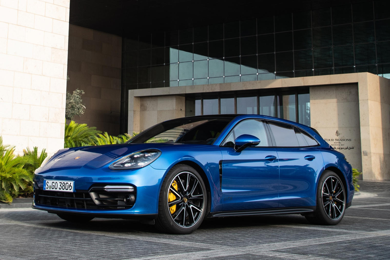 2020 Porsche Panamera Sport Turismo Review Trims Specs Price New Interior Features Exterior Design And Specifications Carbuzz