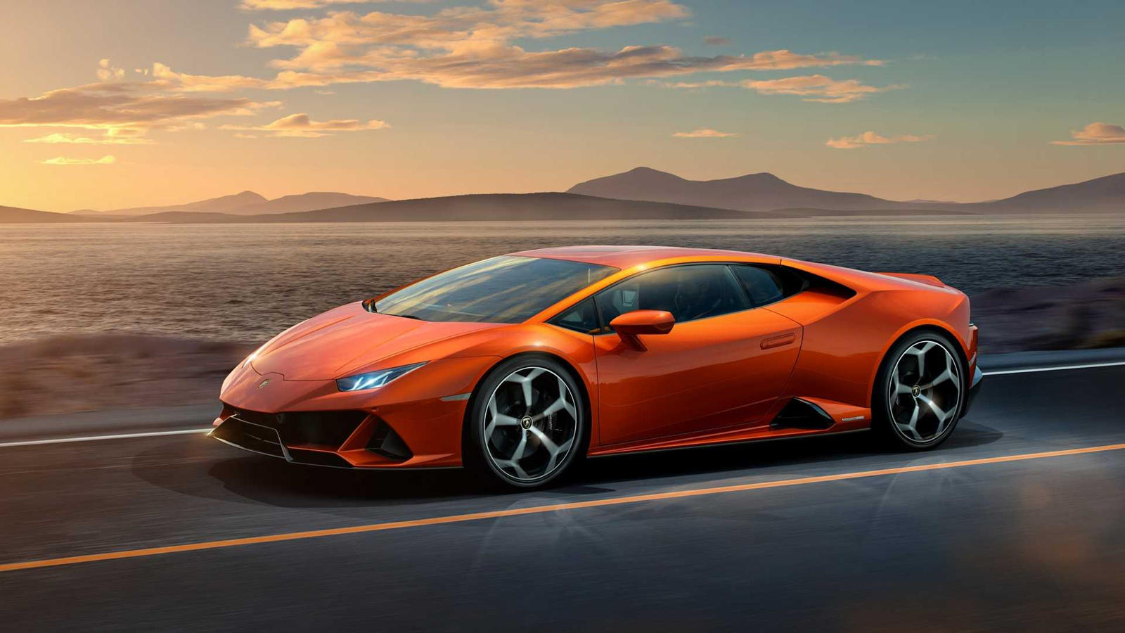 Say Hello To The New Lamborghini Huracan Evo Carbuzz