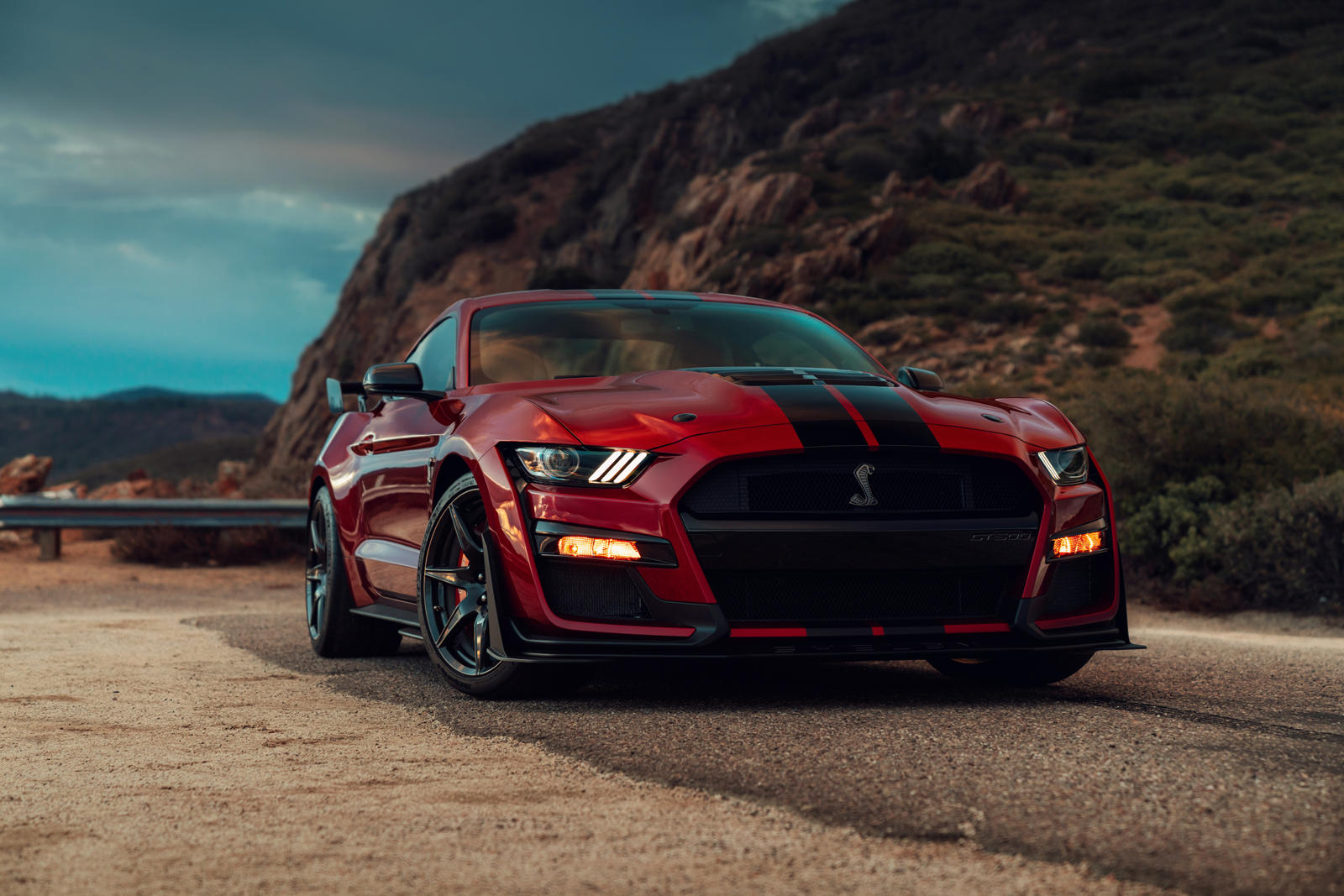 2020 ford mustang shelby gt500 review trims specs and price carbuzz