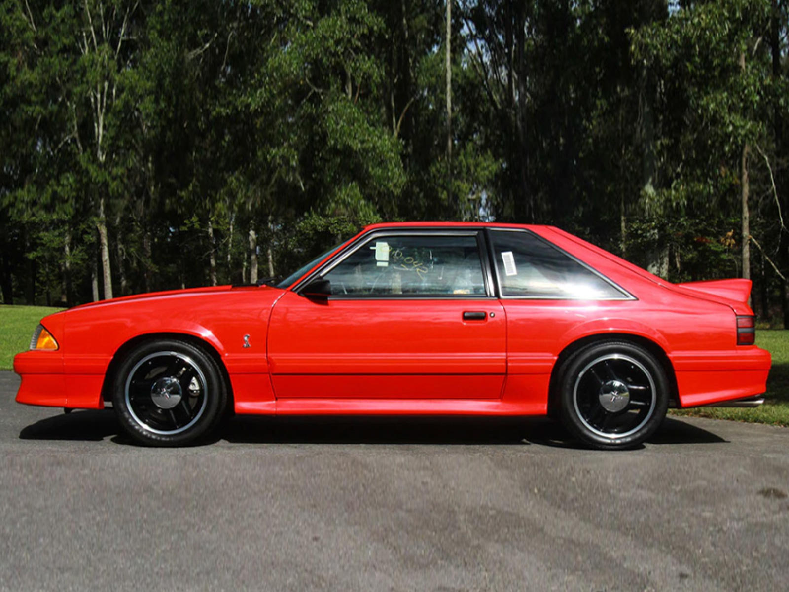 Fox Body Mustang >> This Is The Most Expensive Fox Body Mustang Ever Sold Carbuzz