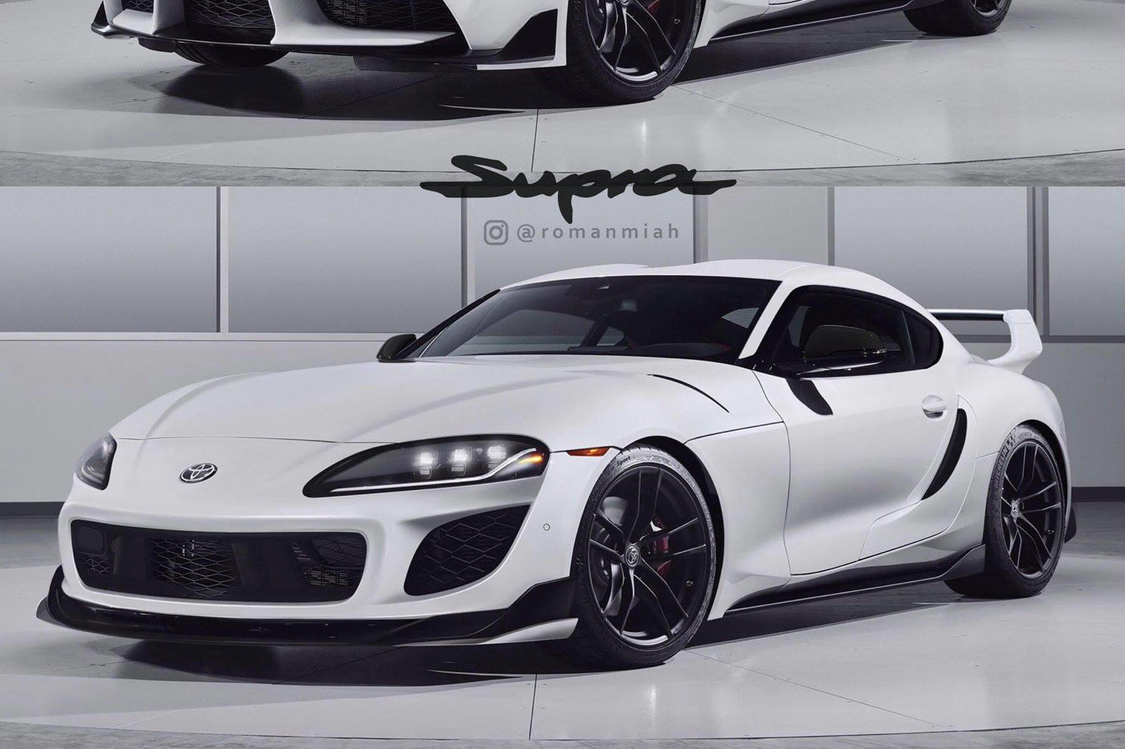 bcd6678811f3 Is This What The New Toyota Supra Should Have Looked Like