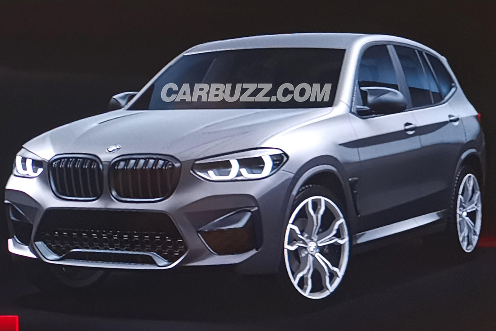 Leaked This Is The 2020 Bmw X3 M Carbuzz