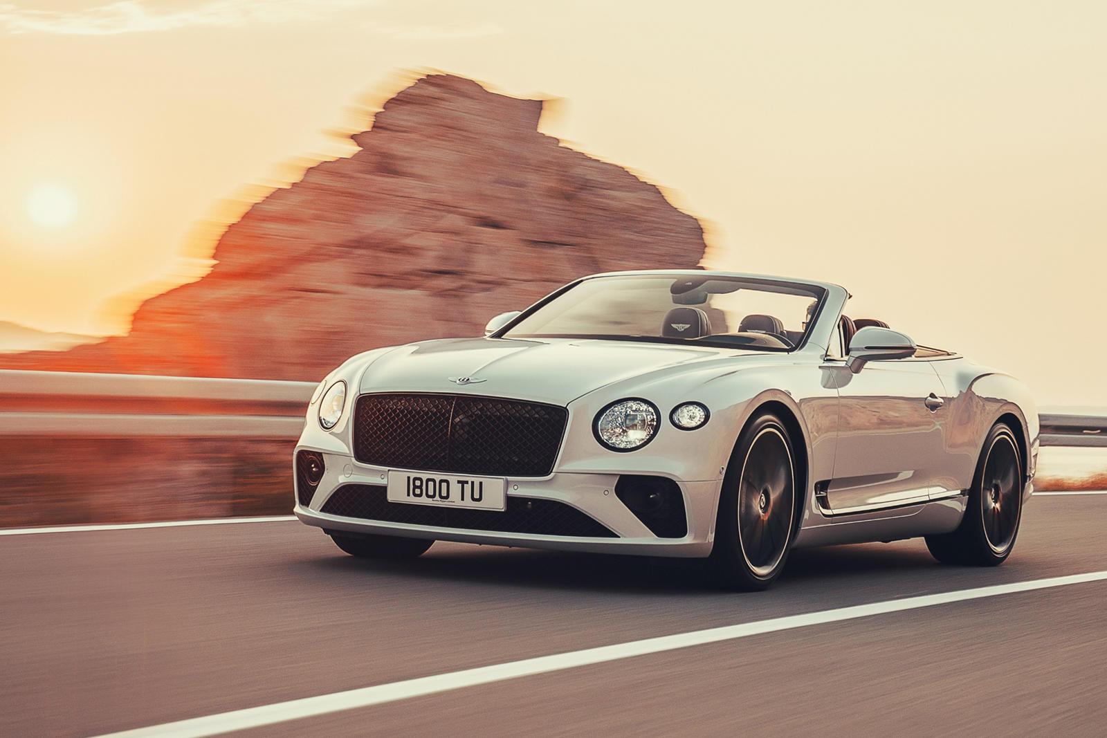 2021 Bentley Continental Gt Convertible Interior Photos Carbuzz