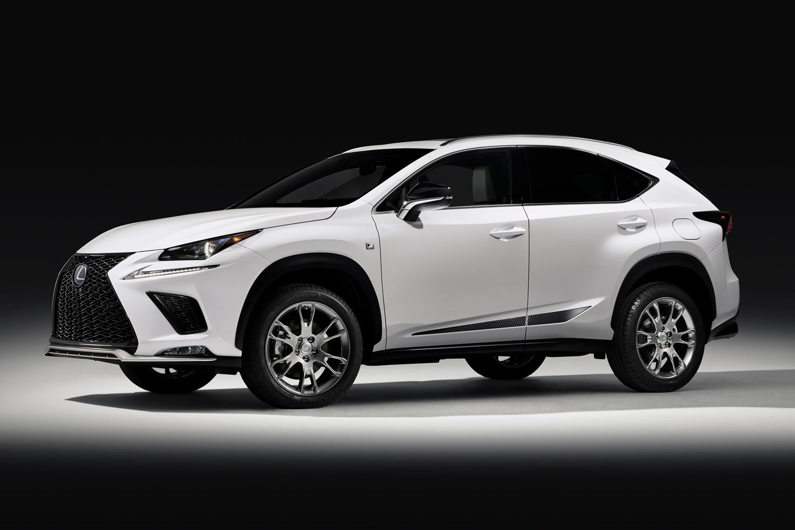 Lexus Tries To Keep NX Fresh With Black Line Special Edition