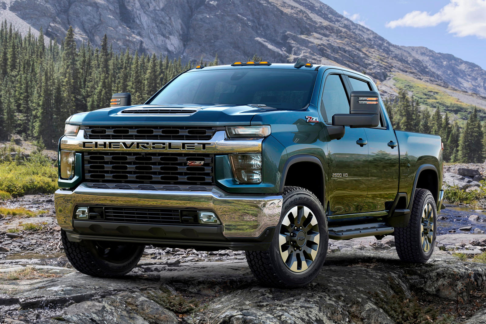 All-New 2020 Chevrolet Silverado HD Is A Tow And Torque ...