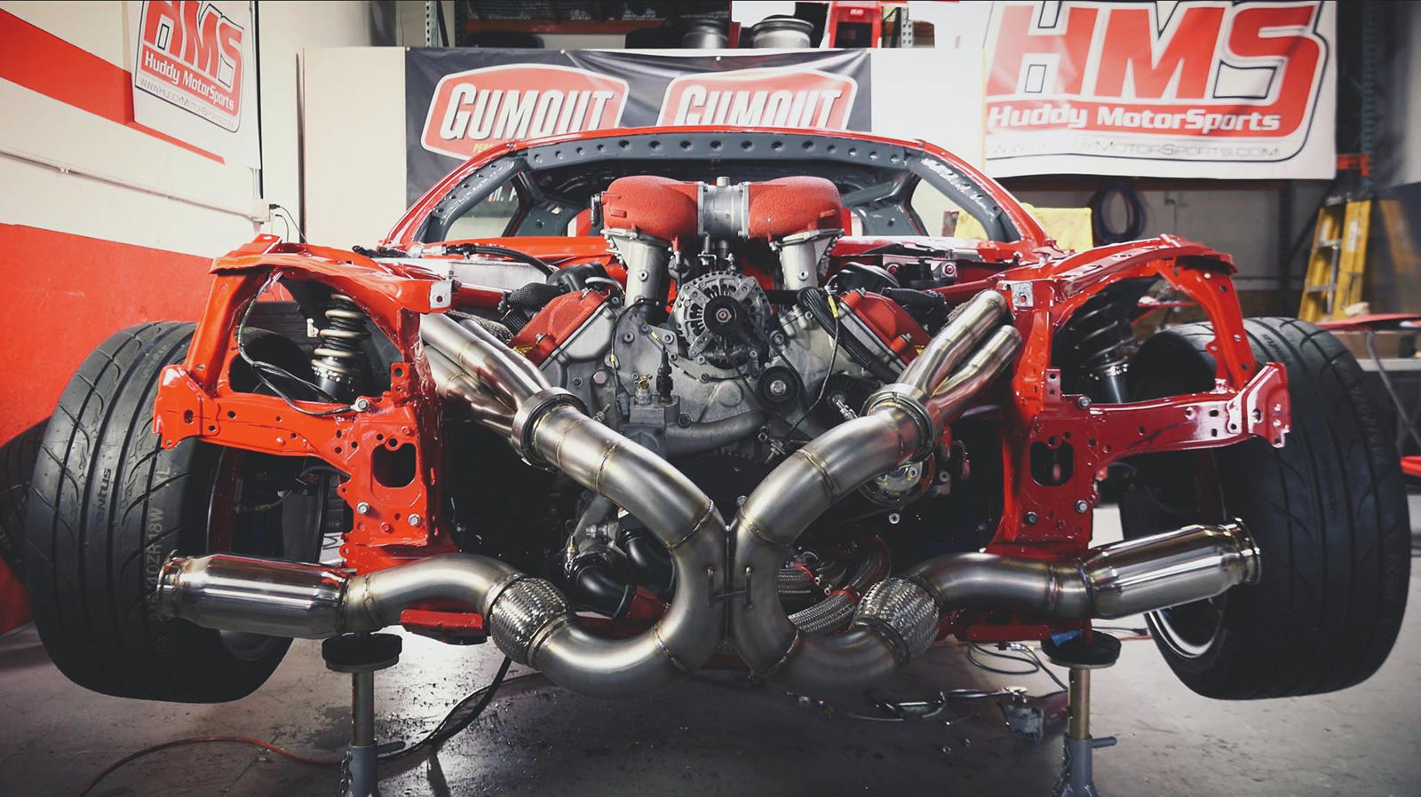 Cars With The Craziest Engine Swaps Carbuzz