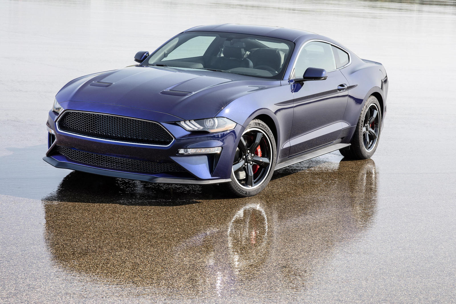 ford mustang   power boost carbuzz