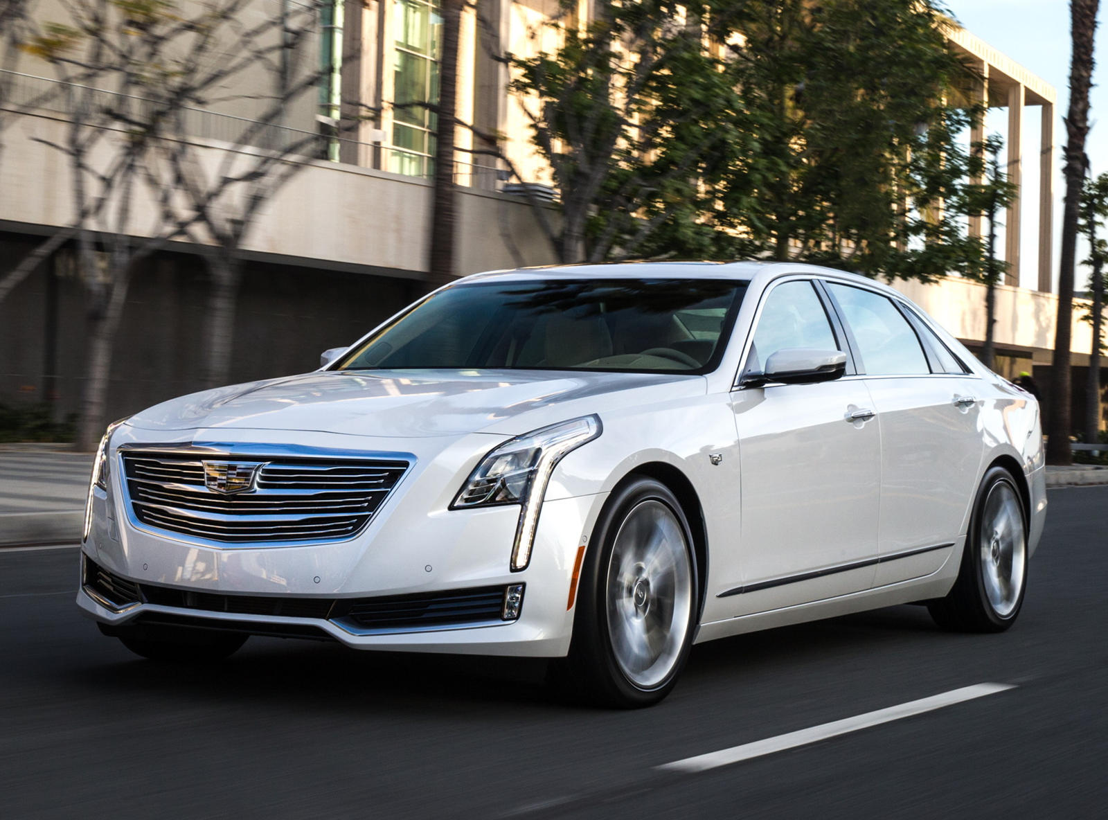 Chevrolet Impala And Cadillac CT6 Receive Life Extension ...