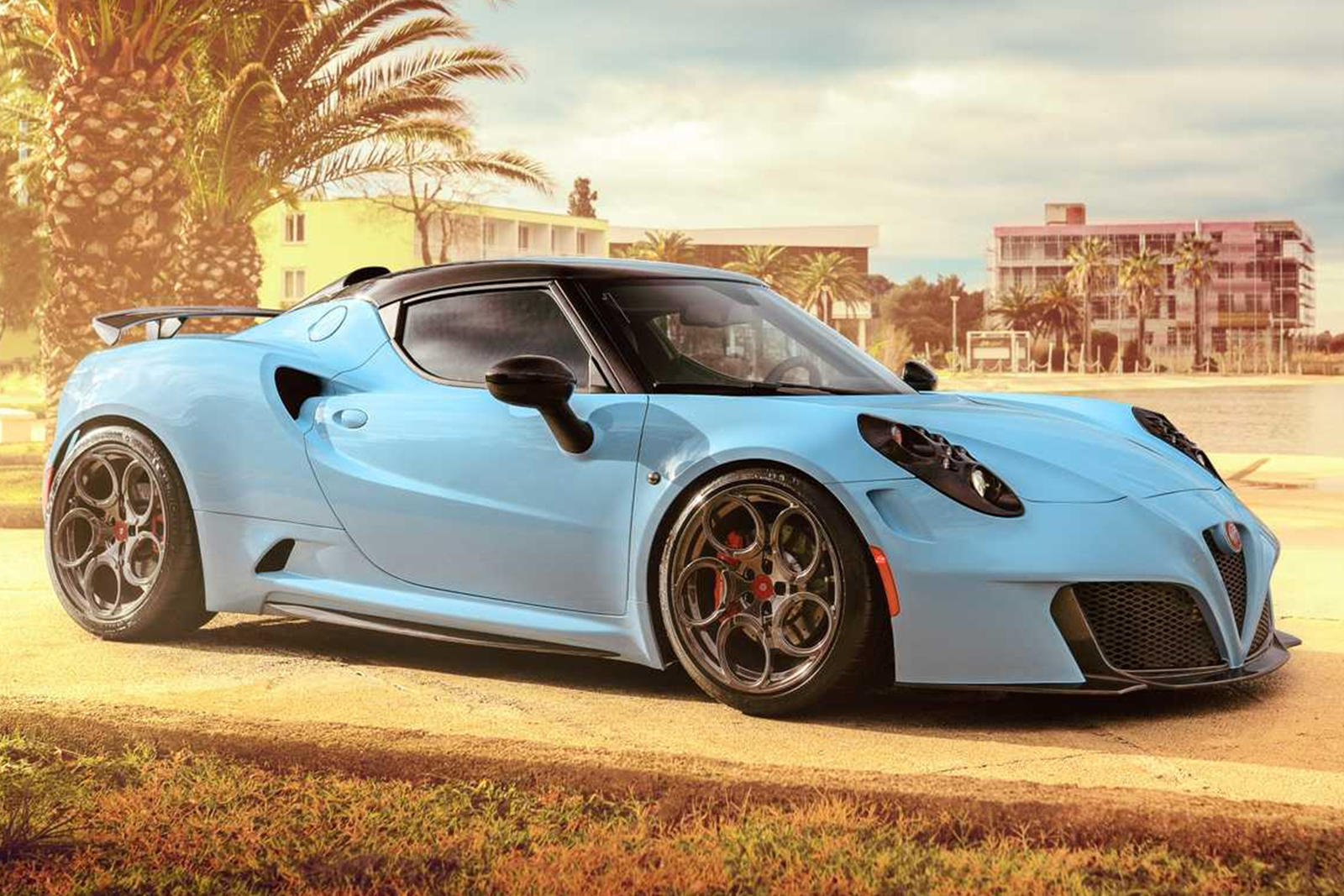 alfa romeo 4c gets the power it deserves carbuzz. Black Bedroom Furniture Sets. Home Design Ideas