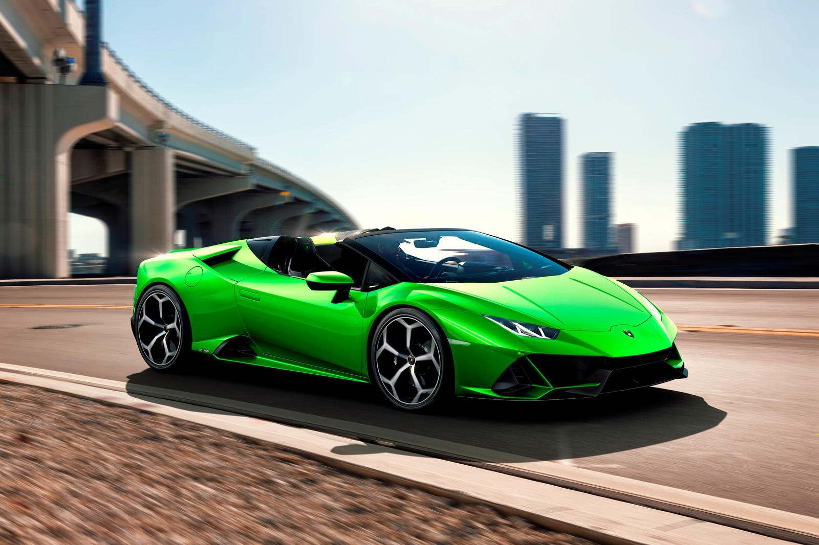 This Is The 2020 Lamborghini Huracan Evo Spyder Carbuzz