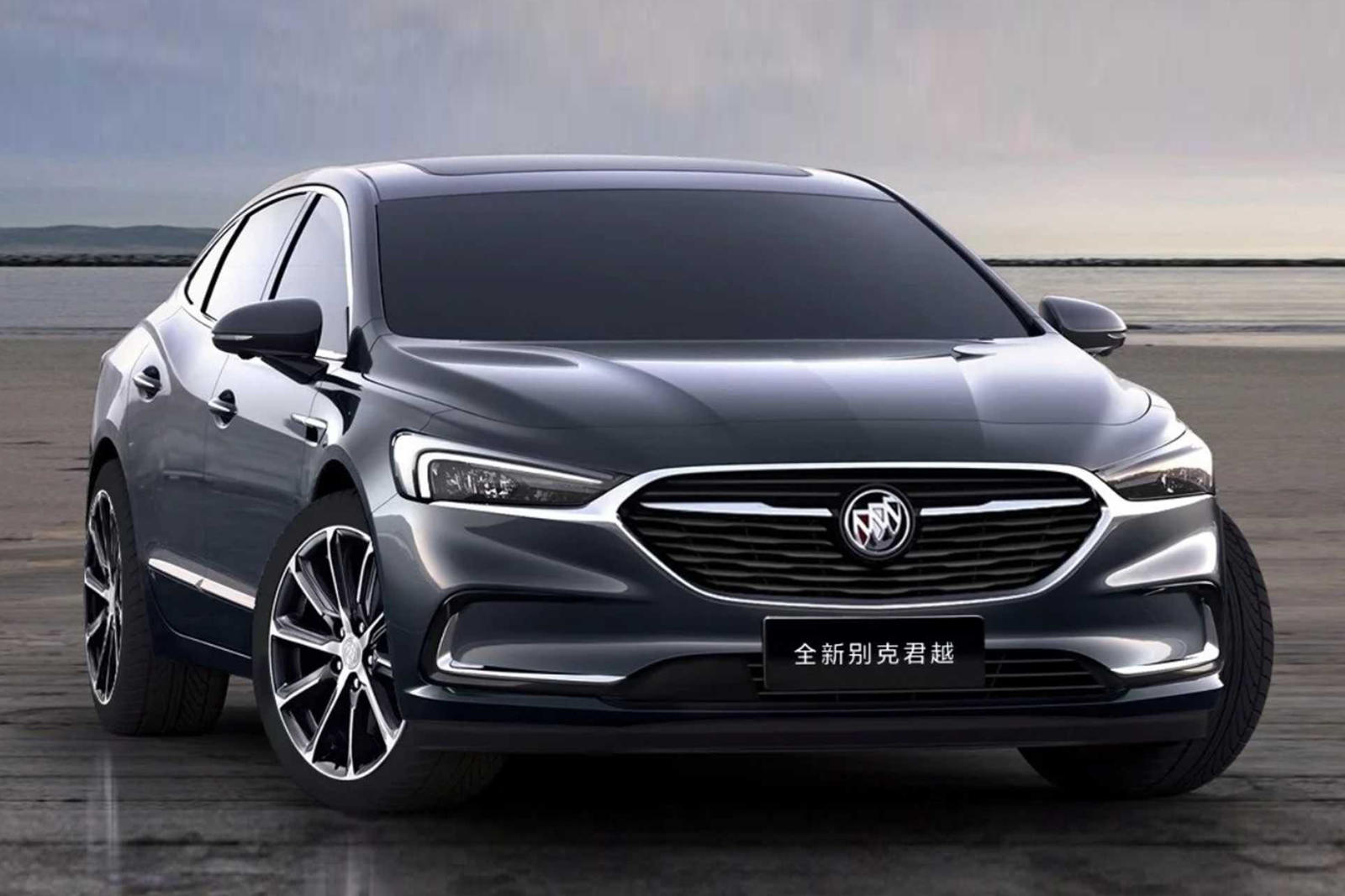 Buick Lacrosse Gets A Handsome Facelift Carbuzz