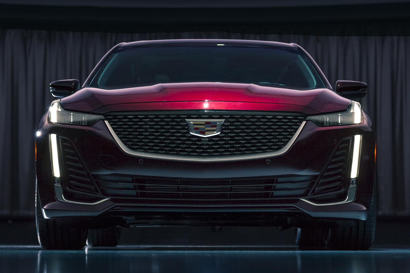 Feast Your Eyes On The All-New 2020 Cadillac CT5 Sedan - CarBuzz