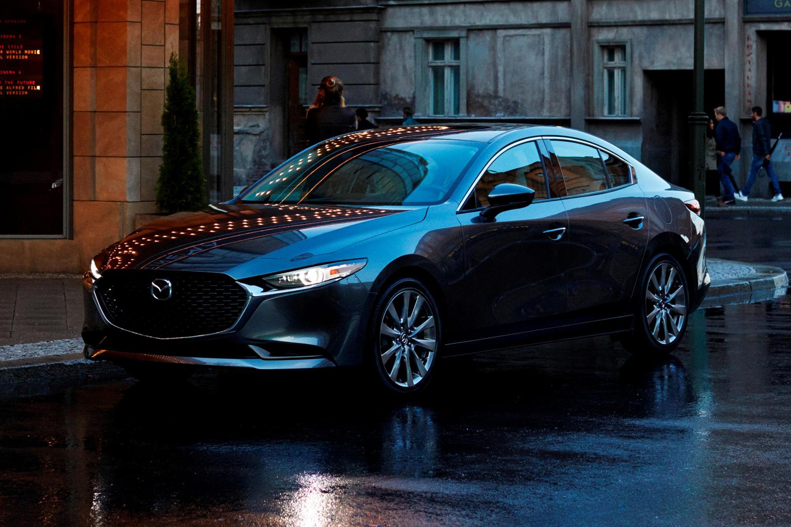 Kelebihan Mazda 3 2019 Sedan Spesifikasi
