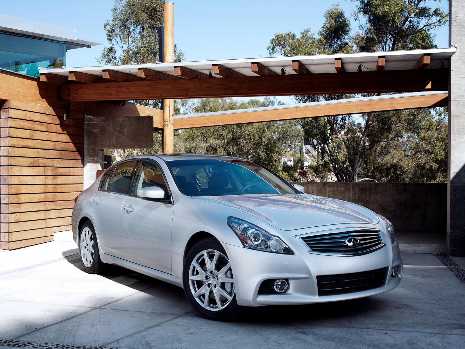 2012 Infiniti G37 Sedan Trims Specs Carbuzz