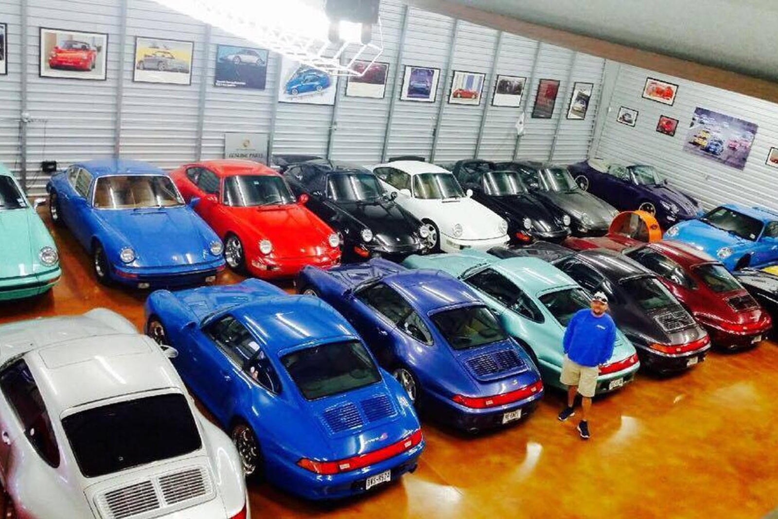 massive gas explosion decimates rare porsche collection carbuzz