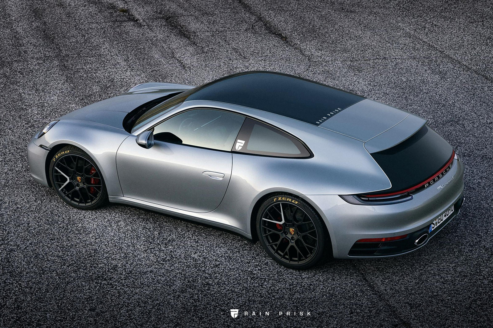 cf4d9daa80ee This Is The Porsche 911 Shooting Brake Of Our Dreams