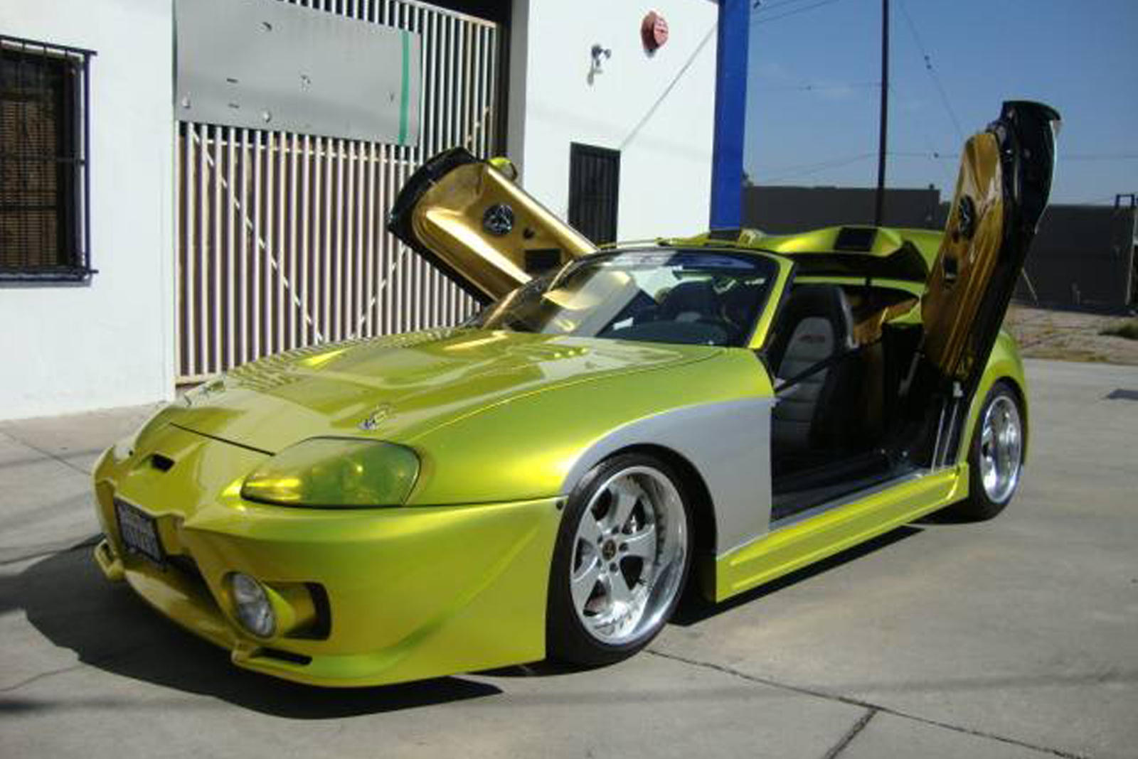 This Ugly Toyota Supra Costs Way Too Much Money | CarBuzz