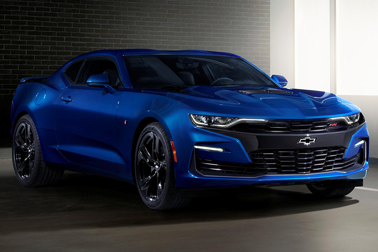 2020 The Camaro Ss Review