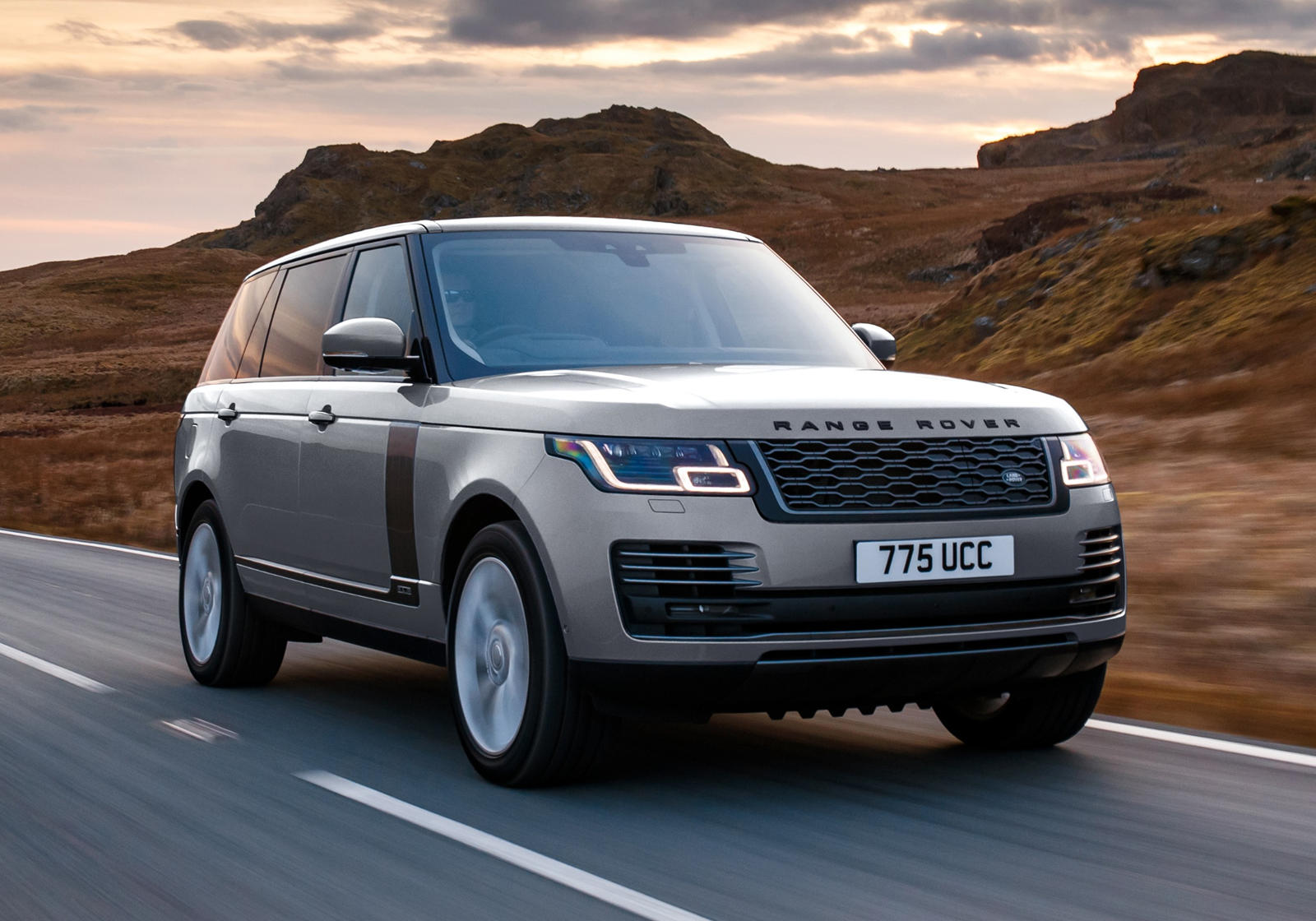 Say goodbye to the Iconic Supercharged V6 on the Range Rover
