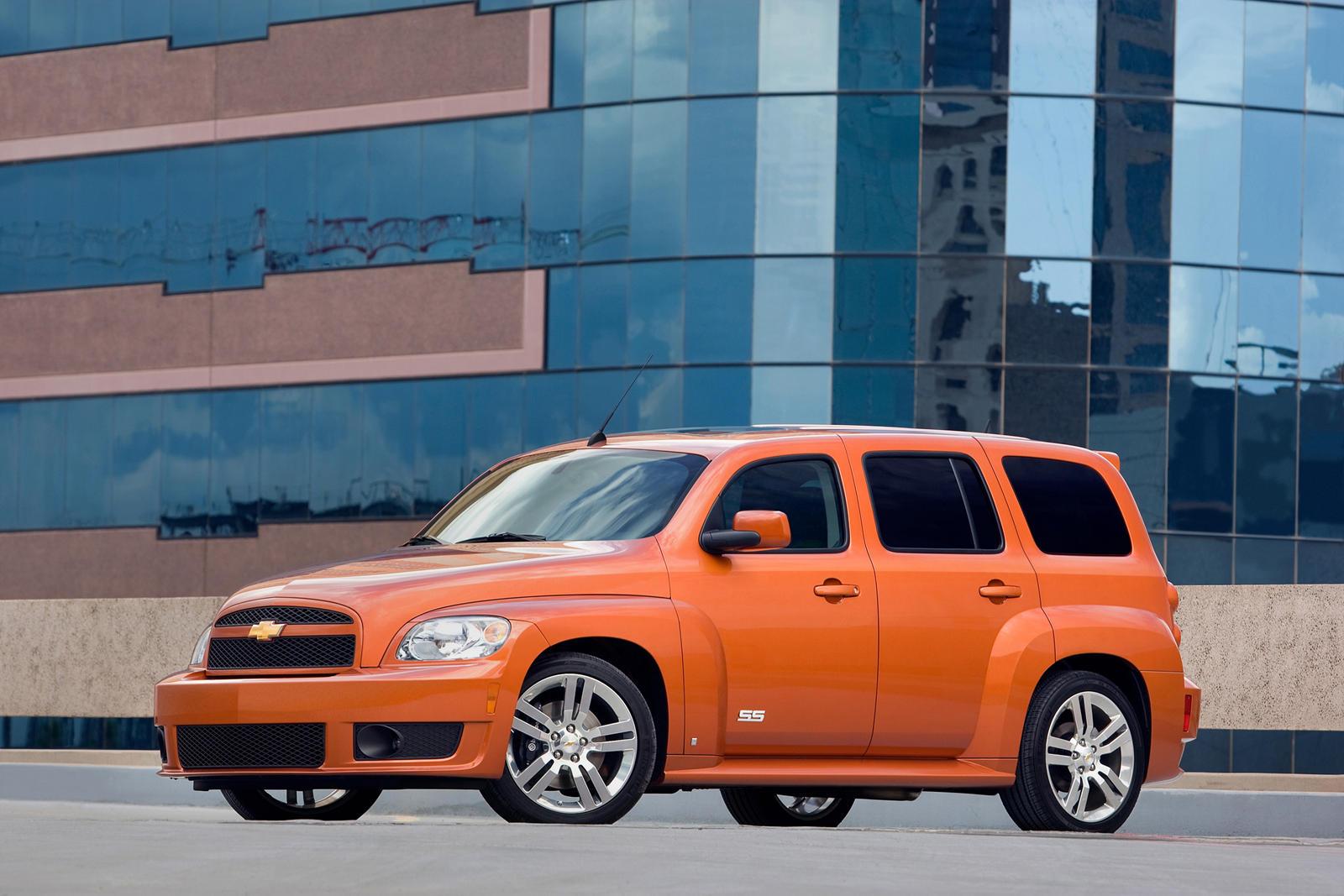 2011 Chevrolet Hhr Trims Specs Carbuzz