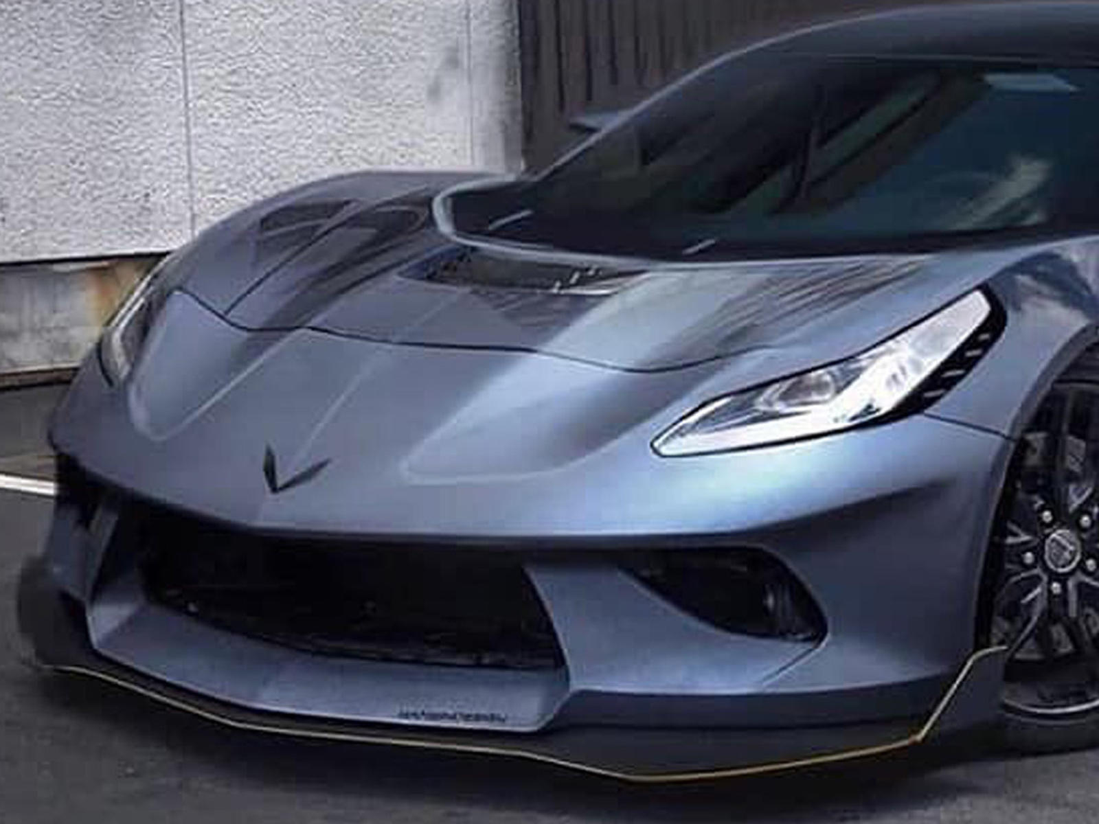 This Is The C8 Corvette We Wish Chevy Designed | CarBuzz