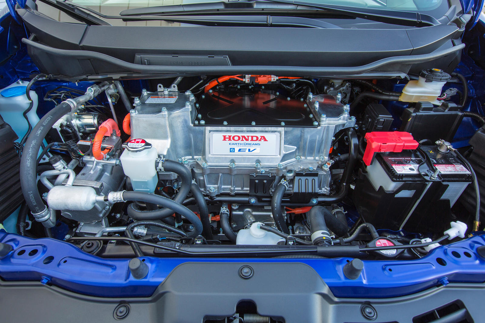 Honda Found A Way To Make Old EV Batteries Useful Again