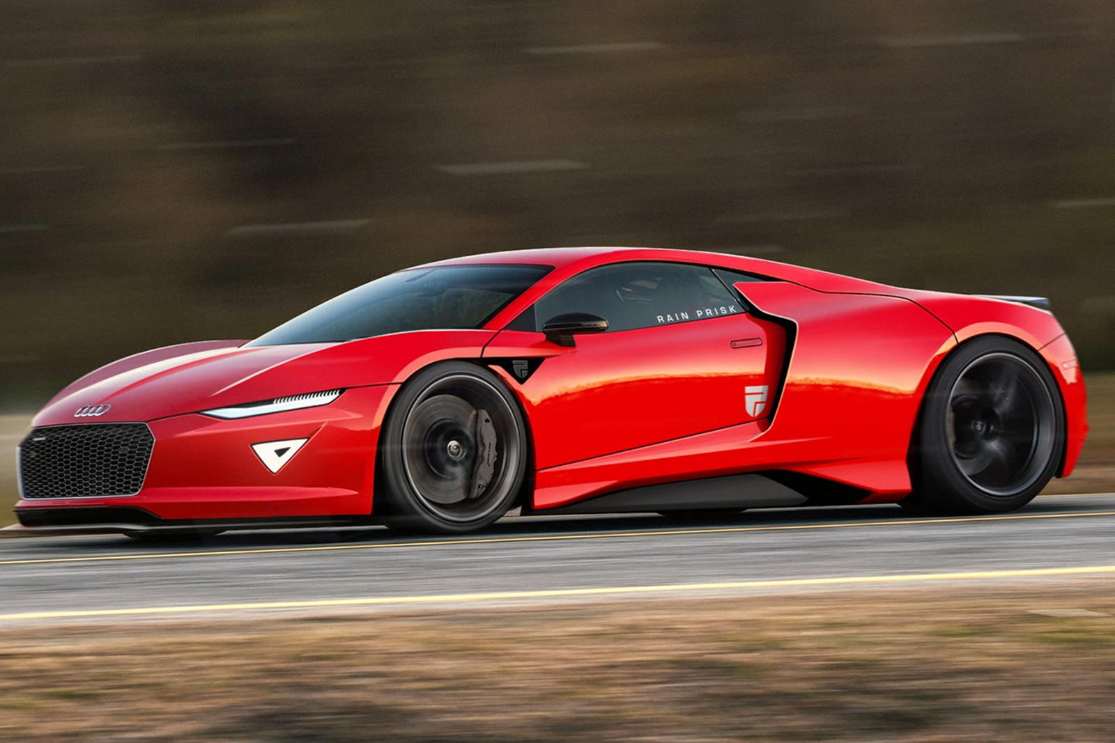 This Is The Flagship Supercar Audi Needs To Make