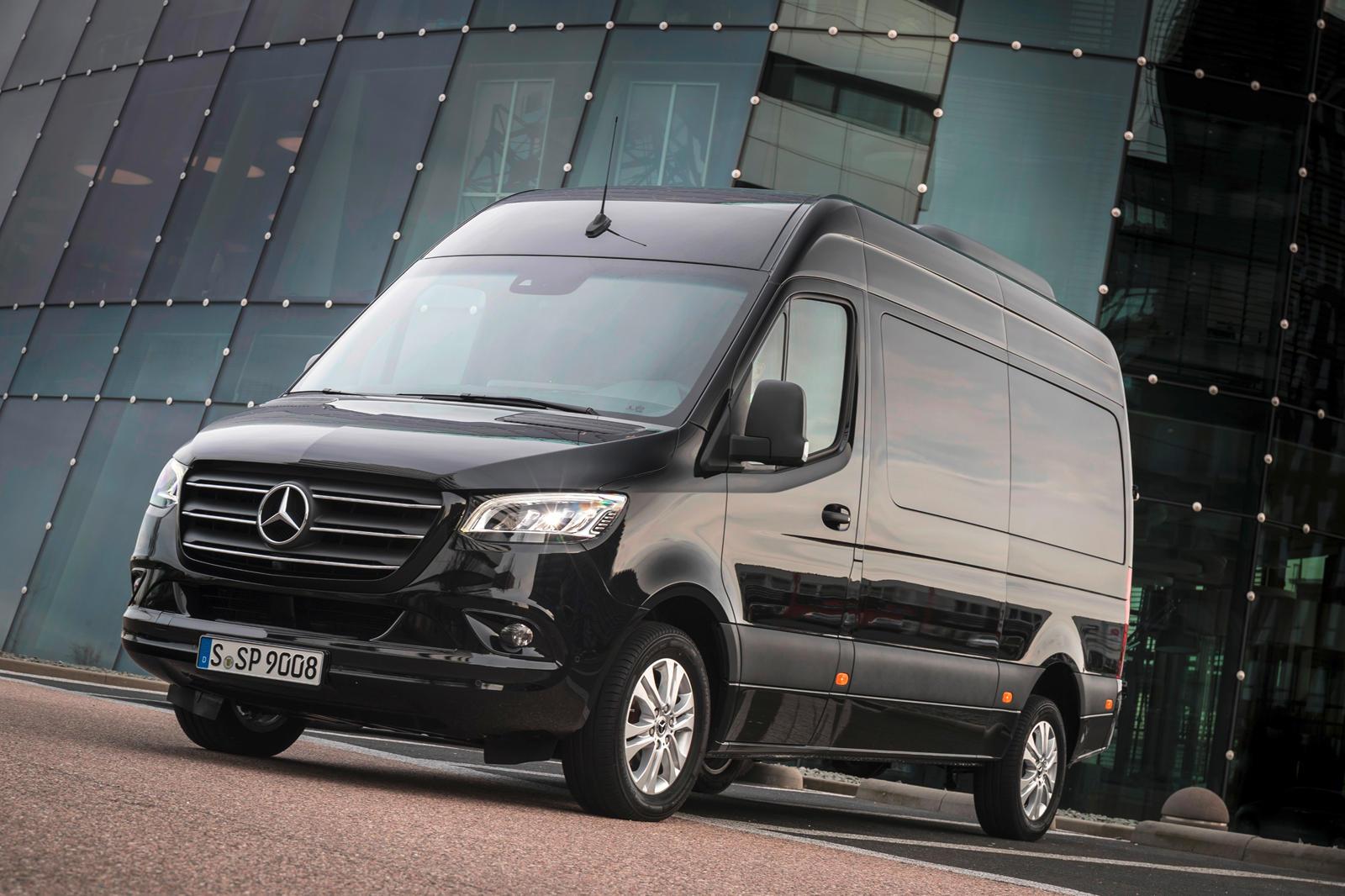 2020 Mercedes Benz Sprinter Passenger Van Review Trims Specs Price New Interior Features Exterior Design And Specifications Carbuzz