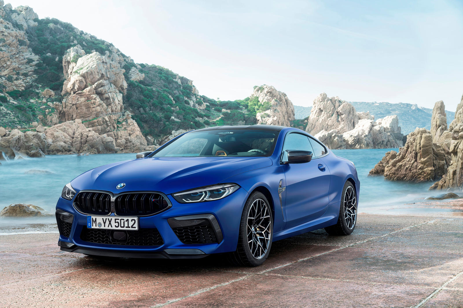 2020 Bmw M8 Coupe Review Trims Specs Price New Interior Features Exterior Design And Specifications Carbuzz