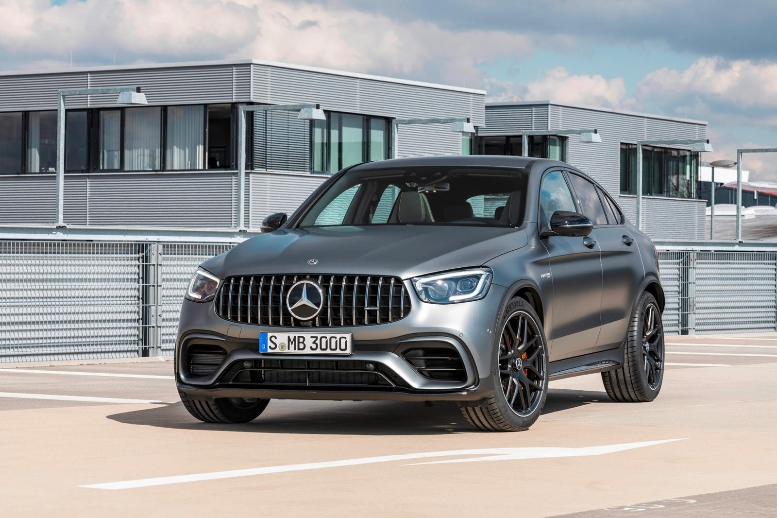 2020 Mercedes Amg Glc 63 Coupe Review Trims Specs Price New Interior Features Exterior Design And Specifications Carbuzz
