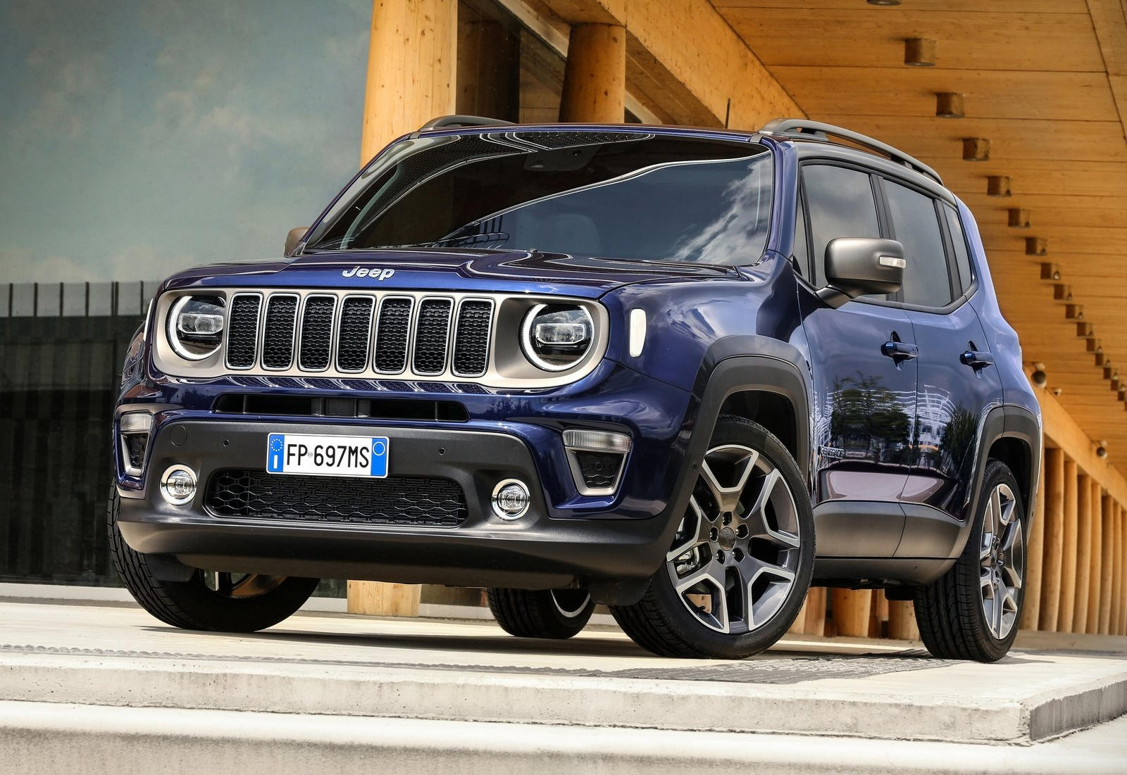 2020 Jeep Renegade Review Trims Specs Price New Interior Features Exterior Design And Specifications Carbuzz