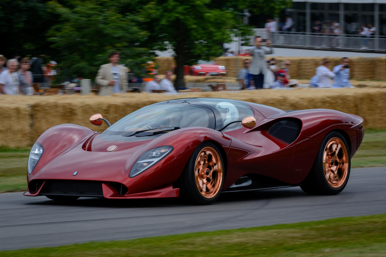 The Biggest Stars Of The 2019 Goodwood Festival Of Speed