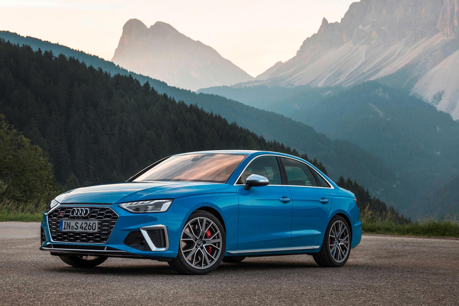 Kekurangan Audi Sr Review