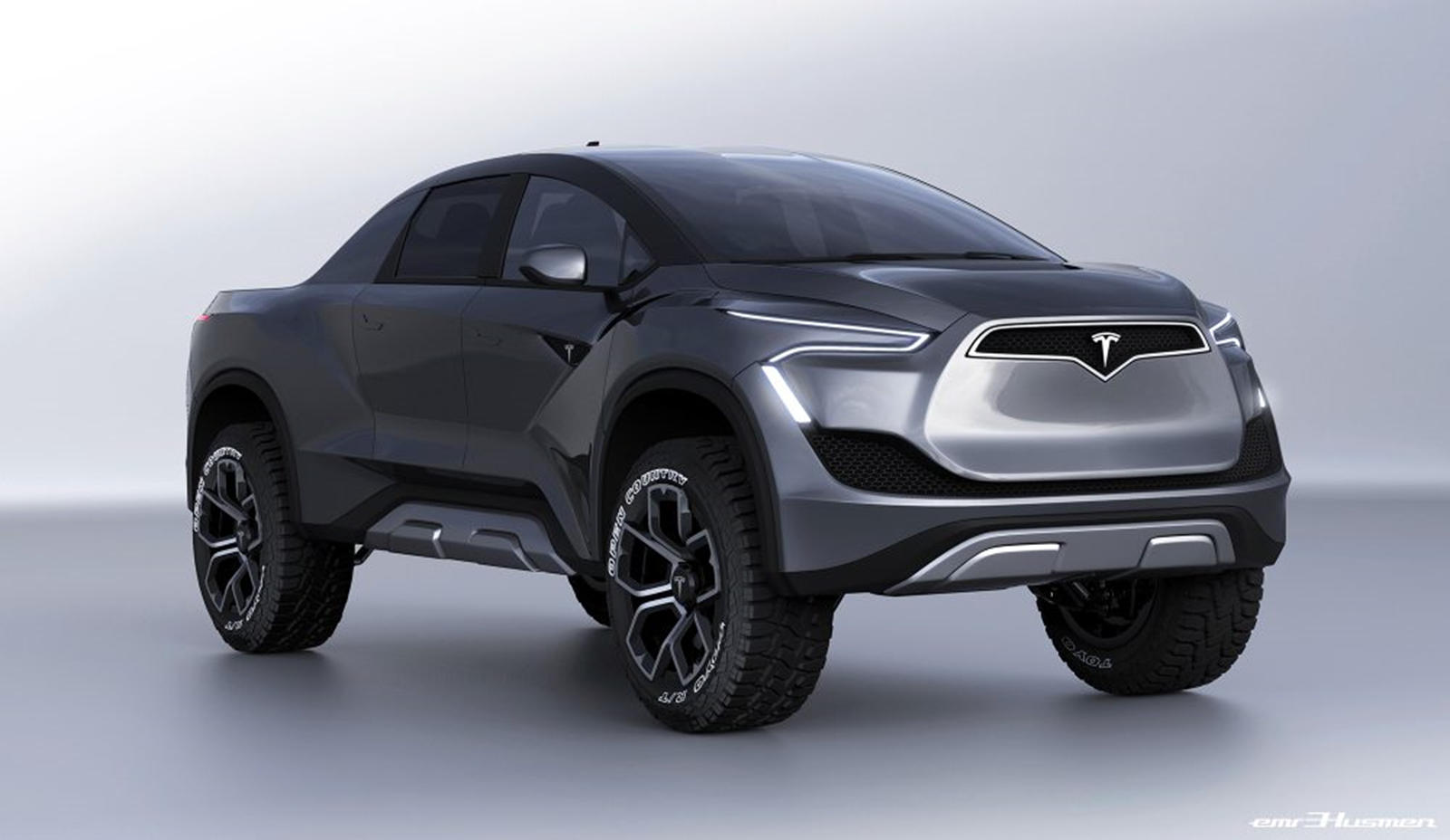 Tesla's Truck Could Be Here Sooner Than Expected - CarBuzz thumbnail